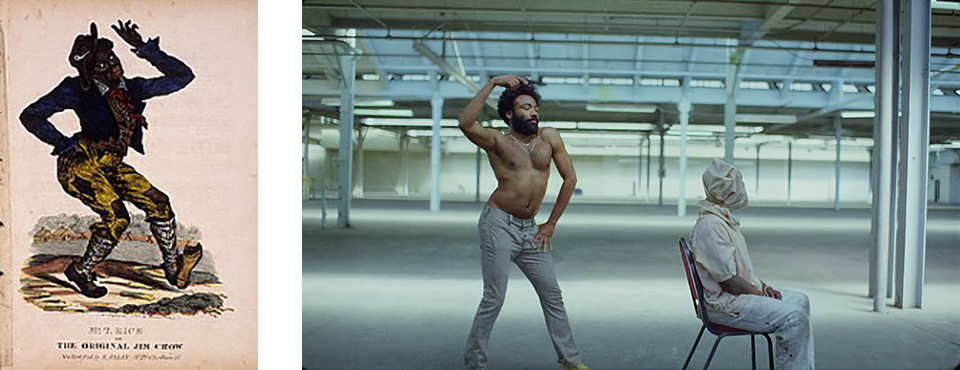 Jim Crow This Is America