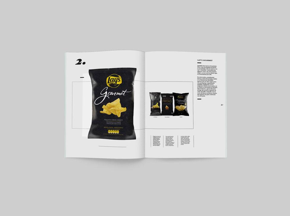 revista graffica 9 marcas parasito Lays papas