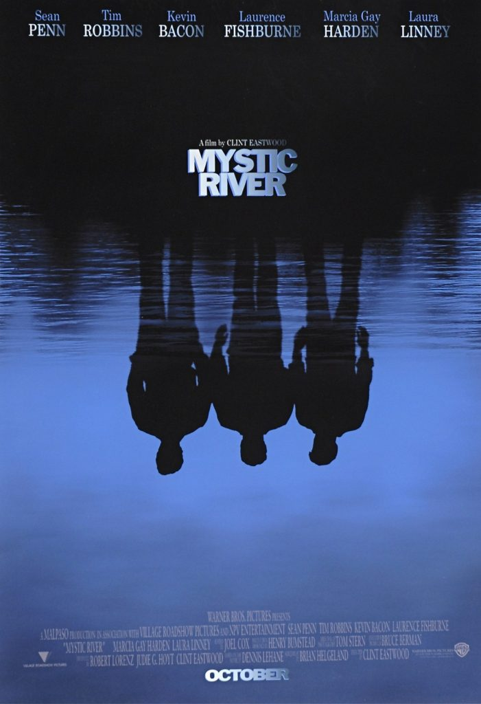 Mystic River portada de Bill Gold