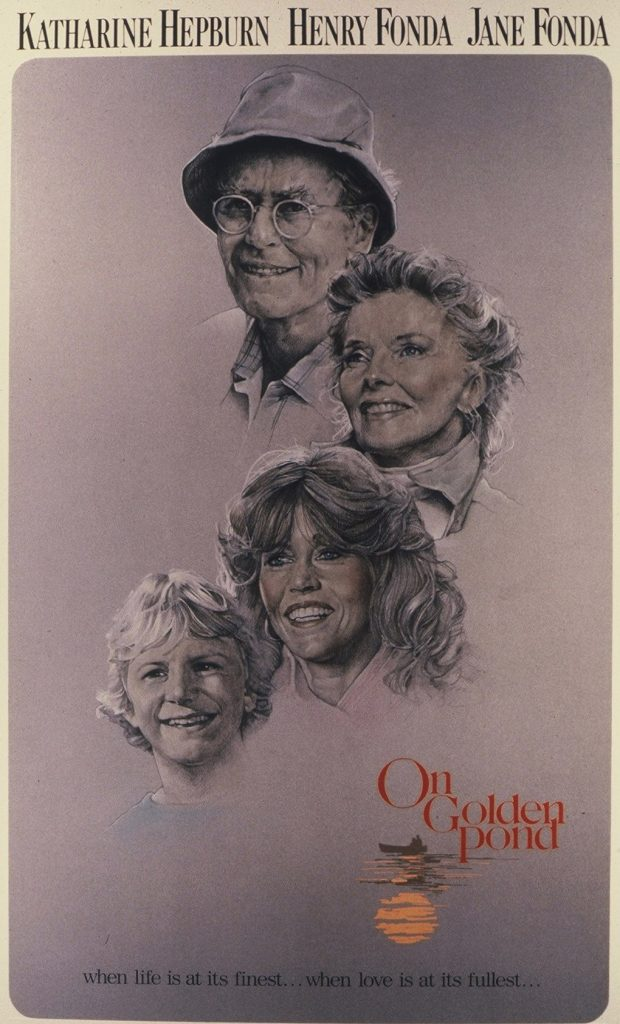 On Golden Pond portada de Bill Gold