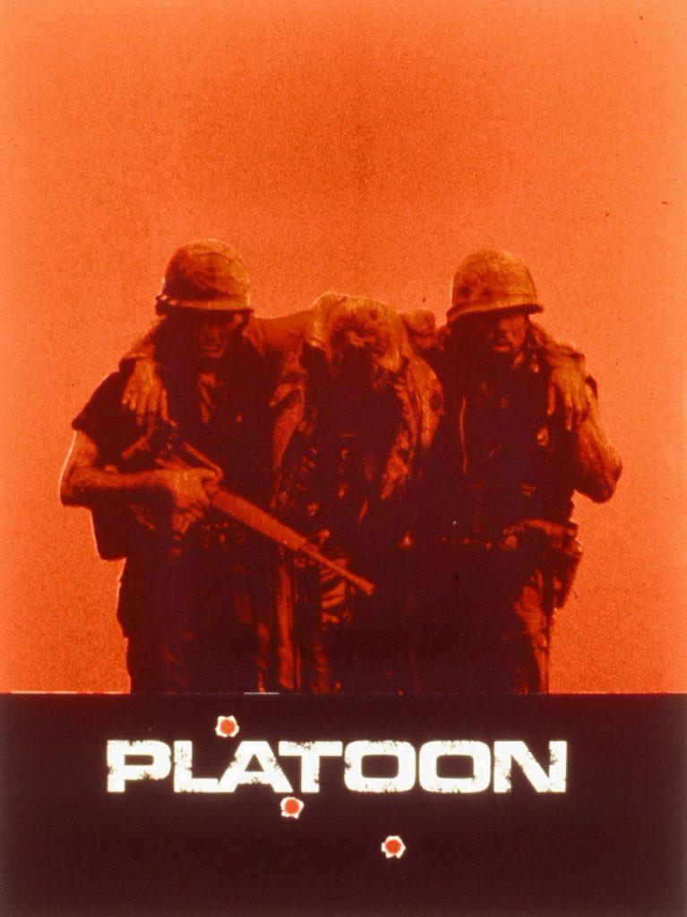 Platoon portada de Bill Gold