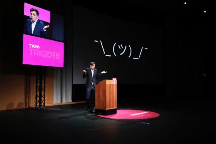 La tipografía vive su gran momento en TYPO Berlin 2018