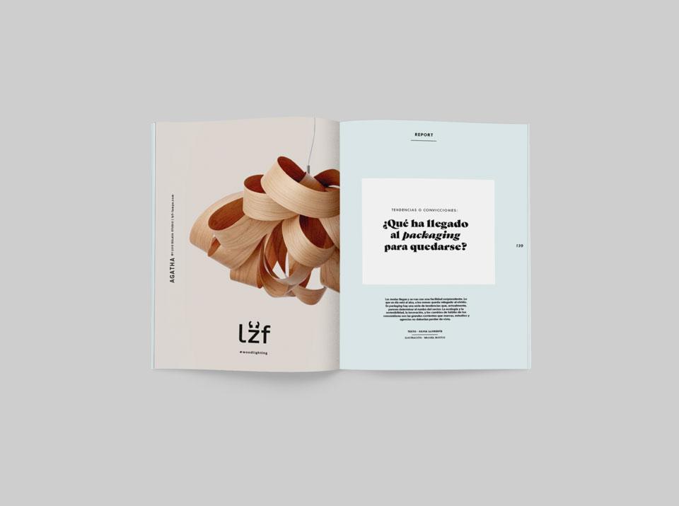 revista graffica 9 report packaging publi titular