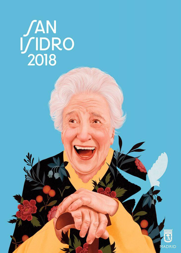 San Isidro 2018 senora mayor manton