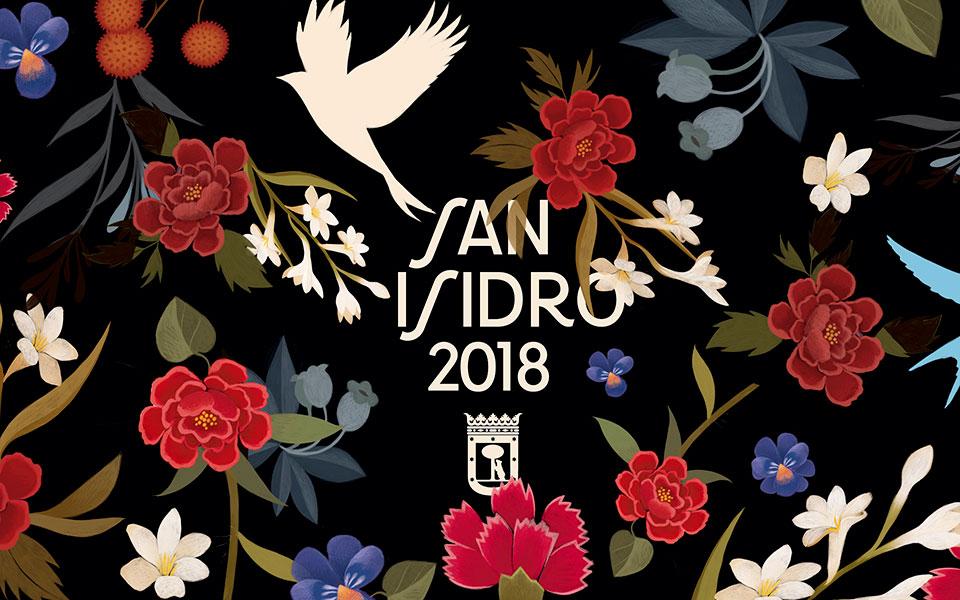San Isidro 2018 wallpaper flores