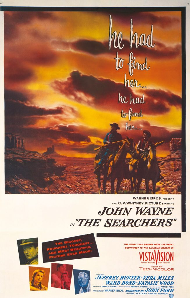 The Searchers portada de Bill Gold