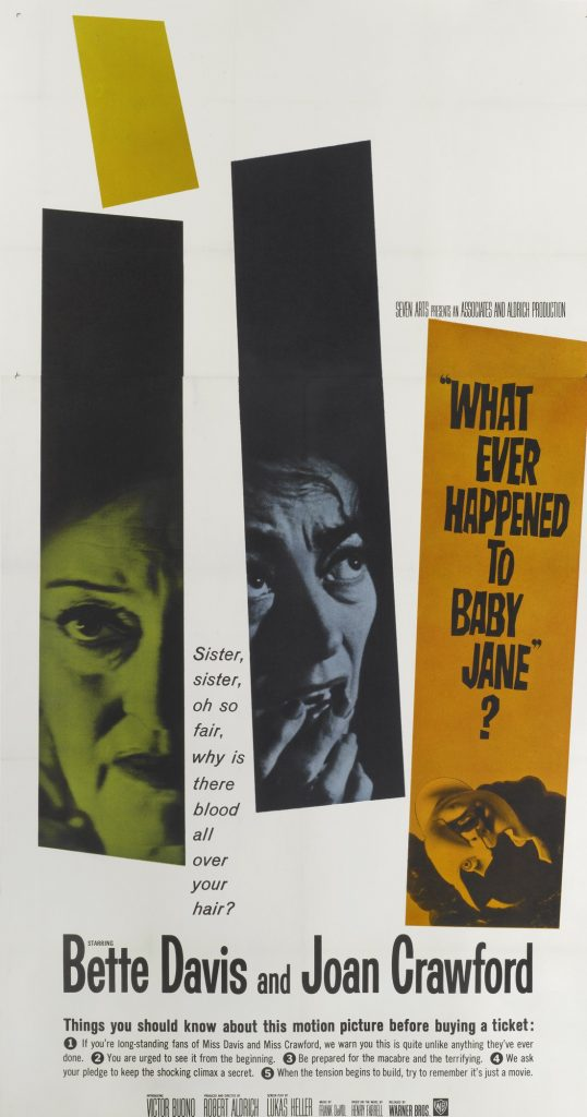 What Ever Happened to Baby Jane portada de Bill Gold