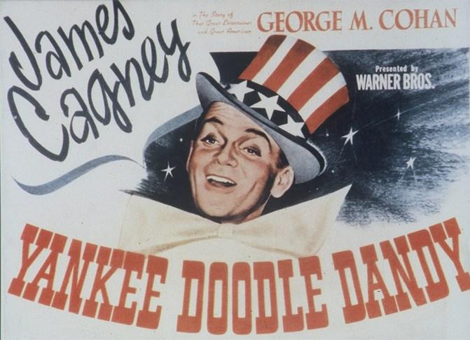 Yankee Doodle Dandy portada de Bill Gold