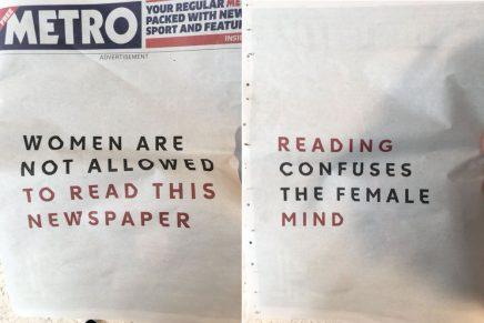 «El cuento de la criada» vuelve con una campaña publicitaria inmersiva