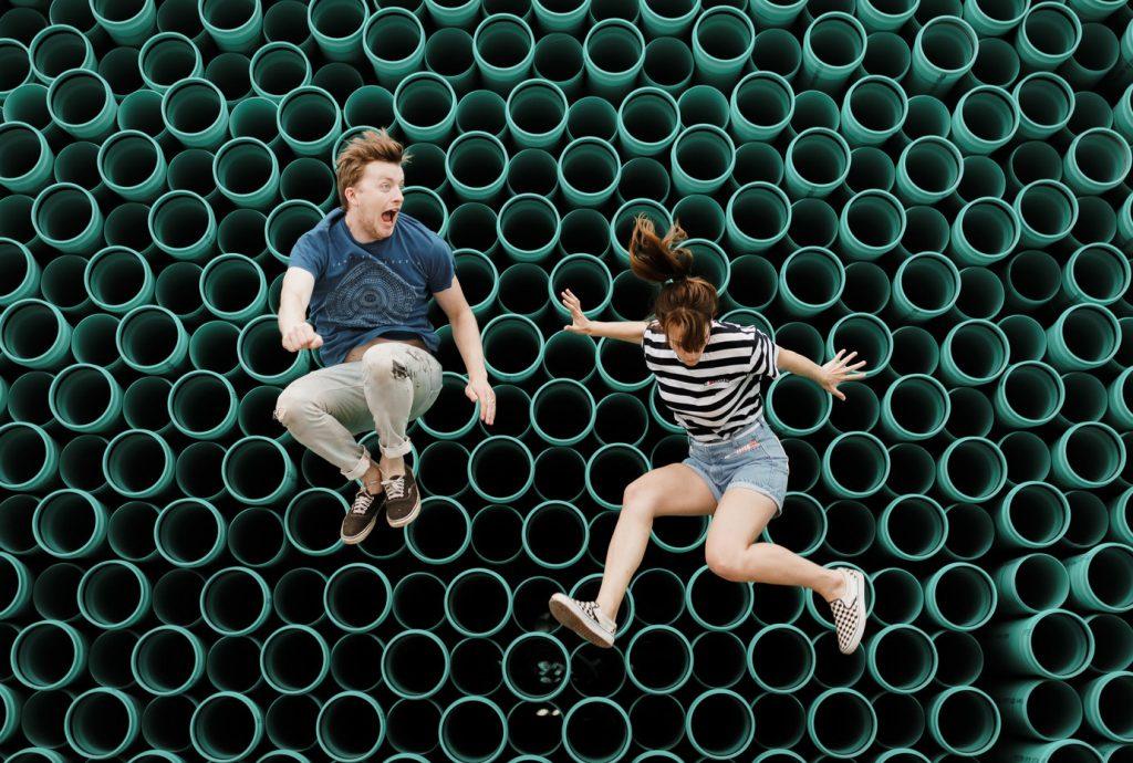 Foto de Jared Sluyter en Unsplash, planes creativos