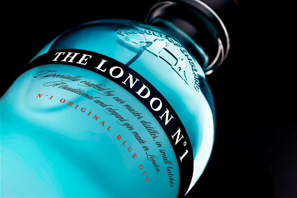 The London nº1, Premium Original Blue Gin