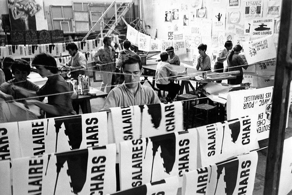 Mayo 1968: Cuando el diseño gráfico encarnó la voz del pueblo
