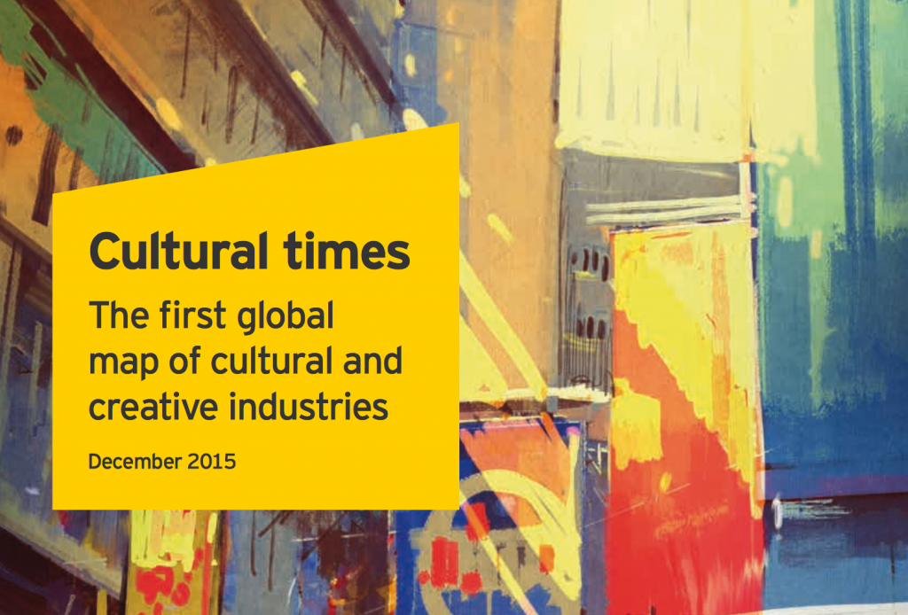 Nuevo informe muestra que las industrias culturales y creativas suponen 29,5 millones de puestos de trabajo en el mundo