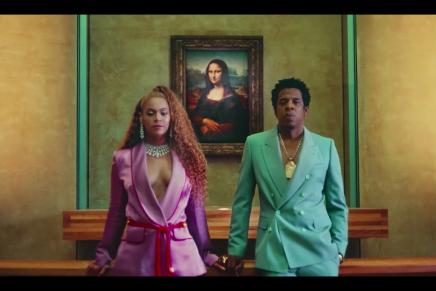 El Louvre se convierte en el escenario del último videoclip de Beyoncé y Jay Z