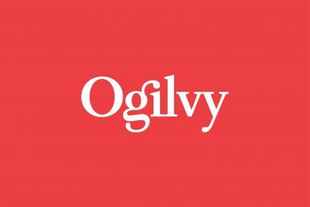 Ogilvy presenta su nueva identidad visual tras 70 años