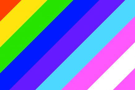 Más allá del arcoíris: las banderas del colectivo LGTB