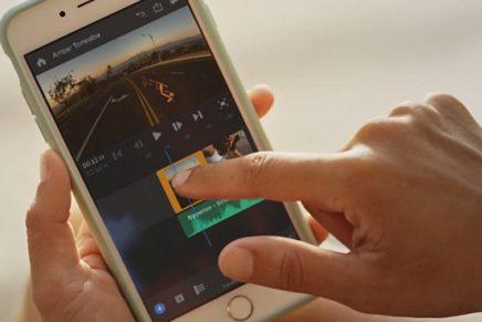 Project Rush, la nueva manera de crear, editar y compartir vídeos online desde el móvil
