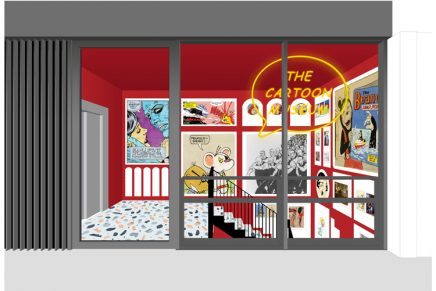 El Cartoon Museum de Londres se mudará y cambiará su imagen en 2019