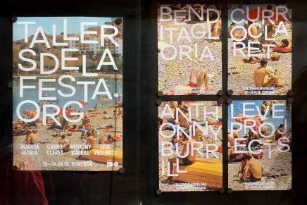 'Festa del Grafisme' presenta 'Tallers de la Festa': aprende con los mejores diseñadores
