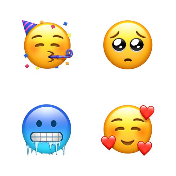 Apple celebra el Día Mundial del Emoji añadiendo 70 emojis nuevos - 2