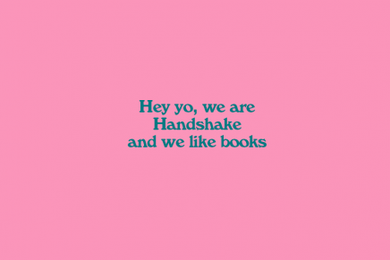 Handshake, el proyecto editorial y fotográfico de Jaime Sebastián y Rubén Montesinos