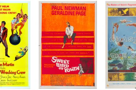El Centro Ramson publica 1000 carteles gratuitos de películas retro para su uso libre