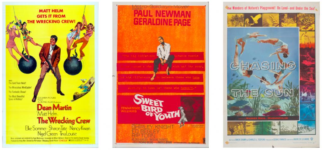 carteles gratuitos de películas