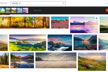Shutterstock Showcase y sus nuevas herramientas centradas en Inteligencia Artificial