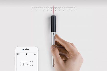 ¿Se puede dibujar y medir al mismo tiempo un trazo u objeto?