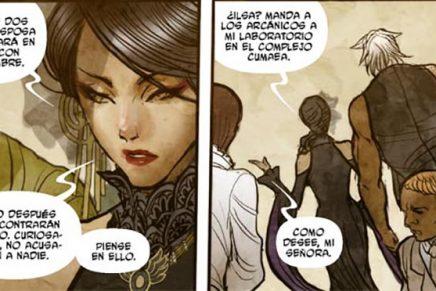 El cómic Monstress arrasa en los premios Eisner, los 'Oscar del cómic'