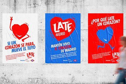La agencia CBA ha sido premiada por la creación de la identidad visual de LATE MADRID