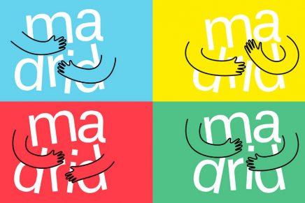 'Madrid te abraza', ¿imagen de campaña o logo turístico?