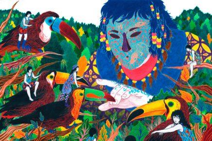«Es necesario hacer trabajo de pedagogía, especialmente sobre el estado de los artistas», Amélie Patin