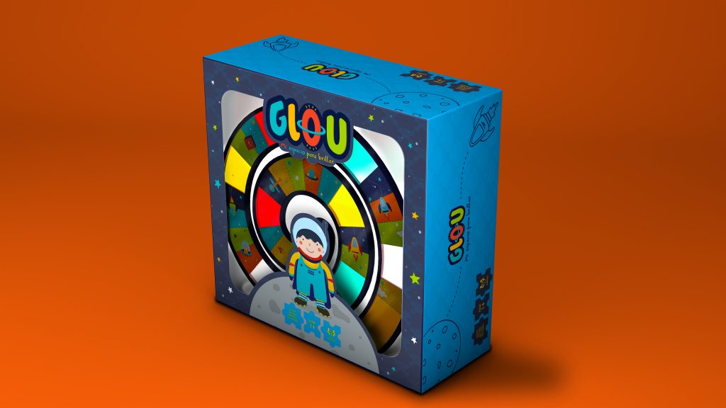Glou, el juego diseñado para niños y niñas con autismo