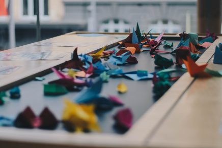 15 maravillosos ejemplos de paper art