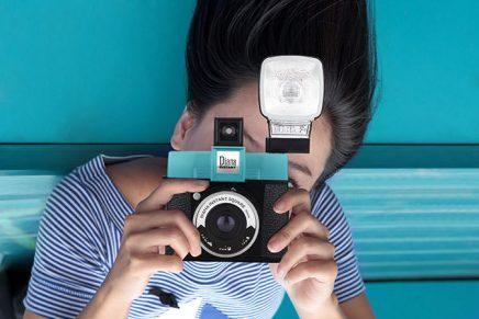 Diana Instant Square: «Al diablo con la perfección; ¡Libertad para la Fotografía!»