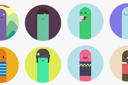 35 ilustraciones vectoriales de lo más divertidas y de descarga gratuita