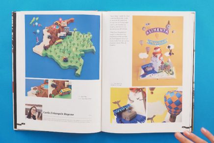 Cómo crear una ilustración en Paper Craft para editorial