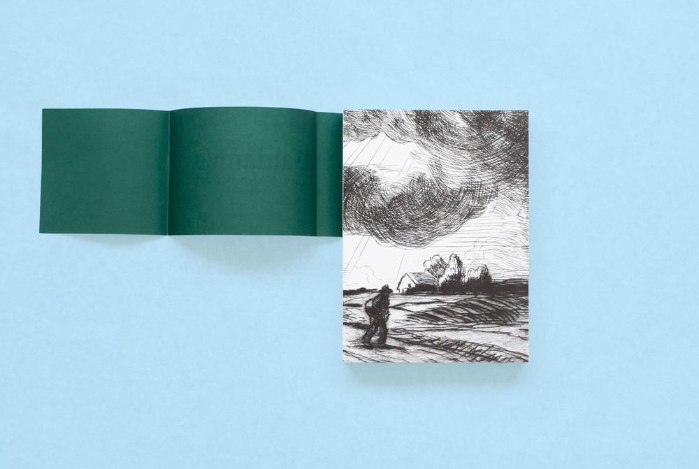 Baldamus o el diablo en la caza, por Oskar Wöhrlé, portada, 2017 - Clara Neumann