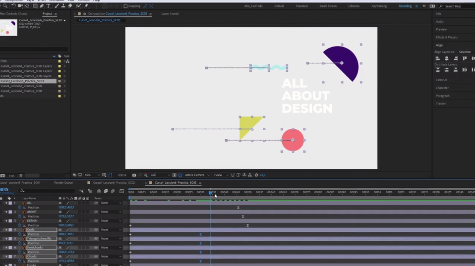 Introducción a After Effects. Carlos 'Zenzuke' Albarrán te da las claves en este pack de 6 cursos