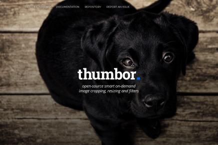Thumbor, el servicio inteligente que redimensiona las imágenes automáticamente