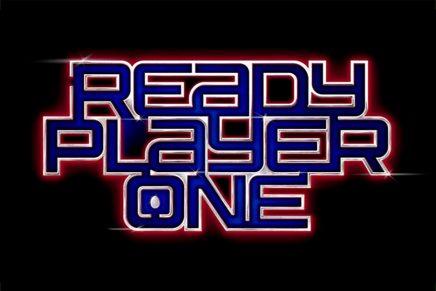¿Qué significa el logo de la nueva película de Spielberg, 'Ready Player One'?