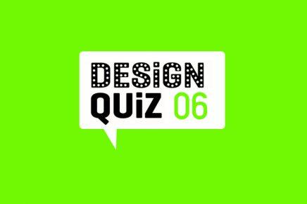Design Quiz 2018: (6)