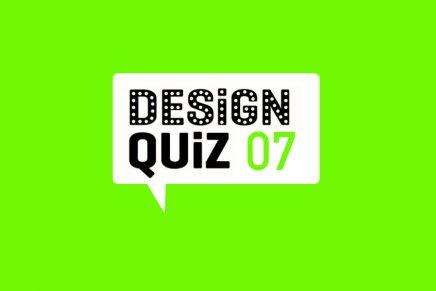 Design Quiz 2018: (7)