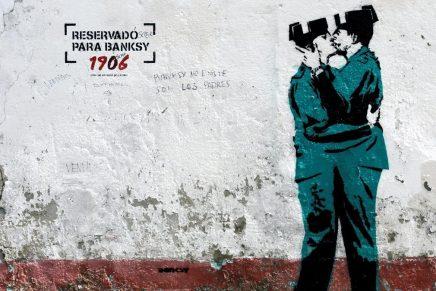 ¿Por qué el mural de Ferrol no pertenece a Banksy?