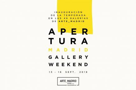 Madrid se transforma en la capital del arte contemporáneo