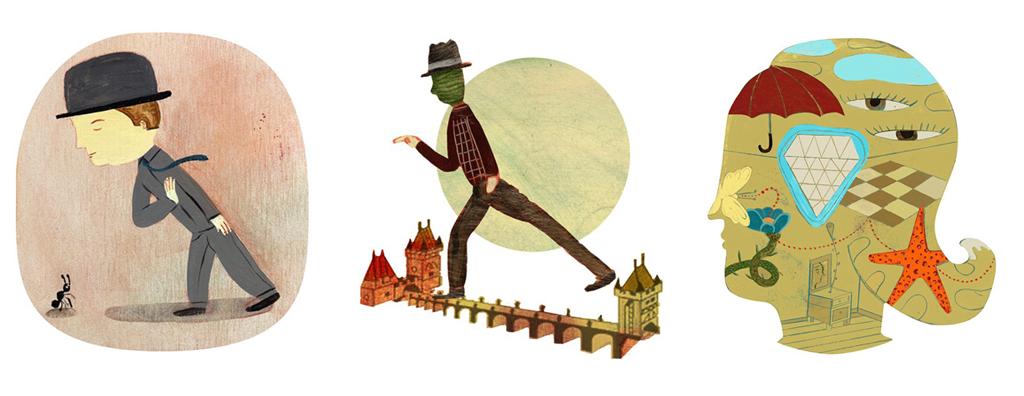 Ilustración de Daniel Roldán