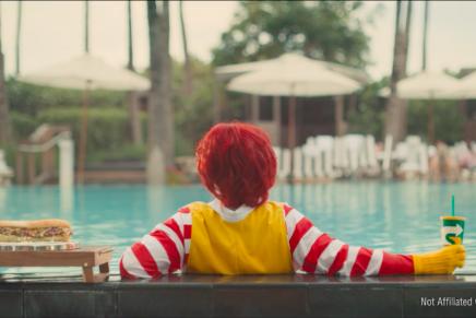 Subway utiliza a McDonalds en su nueva campaña publicitaria