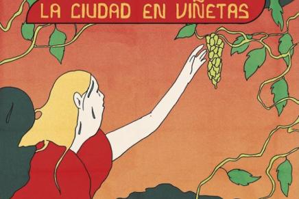 El calor madrileño como experiencia gráfica y María Medem