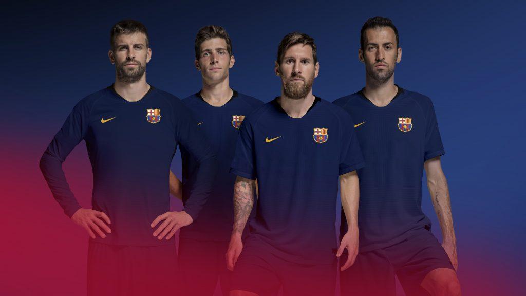 escudo del fc barcelona jugadores